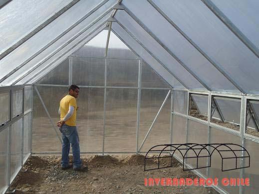 CONSTRUCCION invernadero