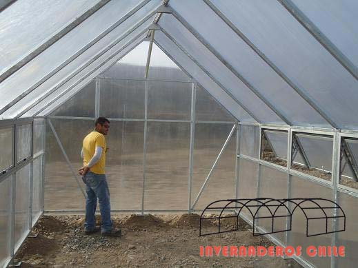 estructuras invernaderos