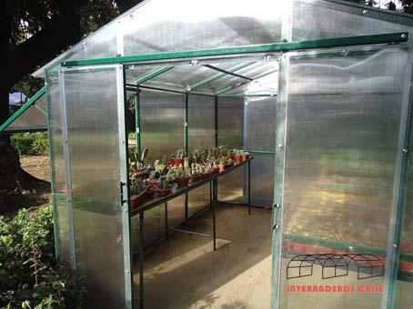 invernaderos uso doméstico